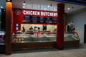 Chicken Butchery